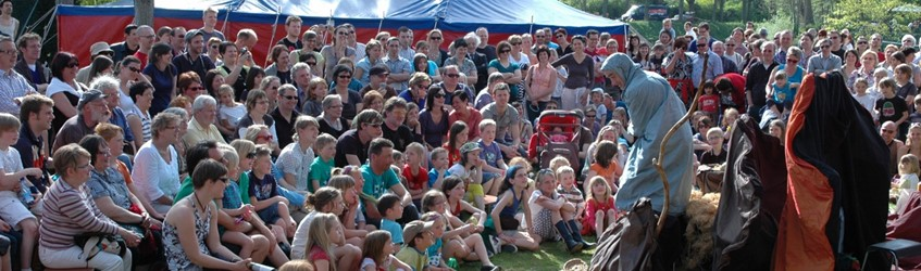 straattheater shows