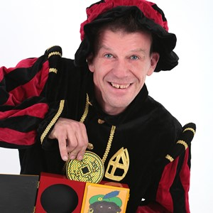 Sinterklaas entertainment: Show Piet