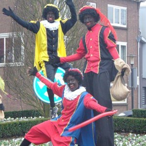 Sinterklaas entertainment: piet team