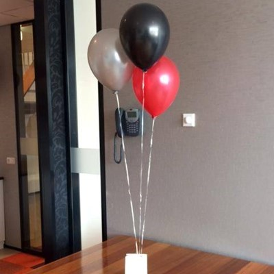 Tros Helium ballon decoratie