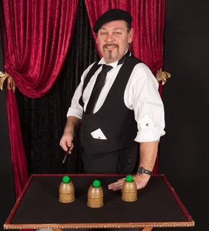 Magic Maffiosi Goochel straattheater
