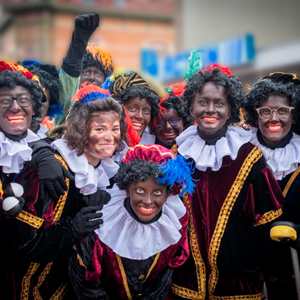 Sinterklaas entertainment: piet team winkelcentrum