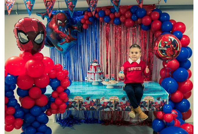 Sweet table Spiderman | Stip Entertainment
